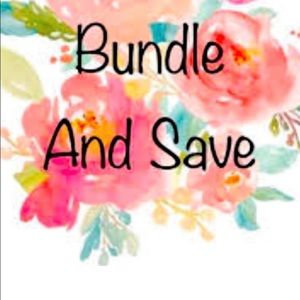 Bundle and I will send you an offer